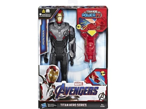 Avengers Endgame Titan Hero Power FX Iron Man - E3298