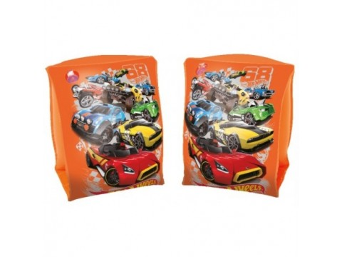 Kolluk Lisanslı Hot Wheels 23x15 Cm Bestway - 93402
