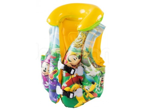 Can Yeleği Mickey Mouse  51x46 Cm Bestway - 91030