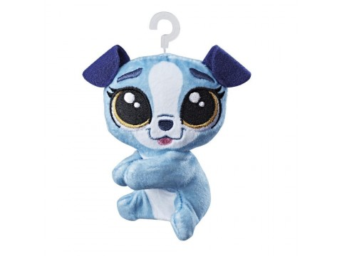 Littlest Pet Shop Mini Peluş Buster Boxington - E0135