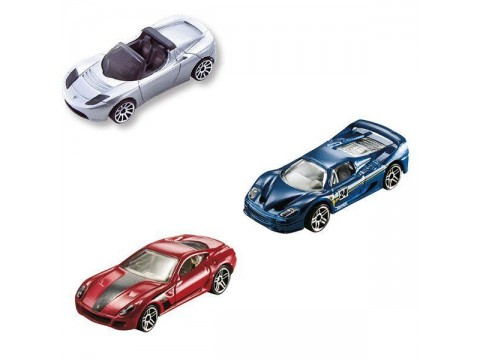 Hot Wheels® 3'Lü Araba Seti - K5904