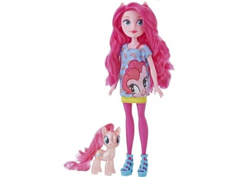 My Little Pony Equestria Girls Pinkie Pie - E5657-E5659